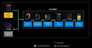 Solution Architecture to use SAP BRIM