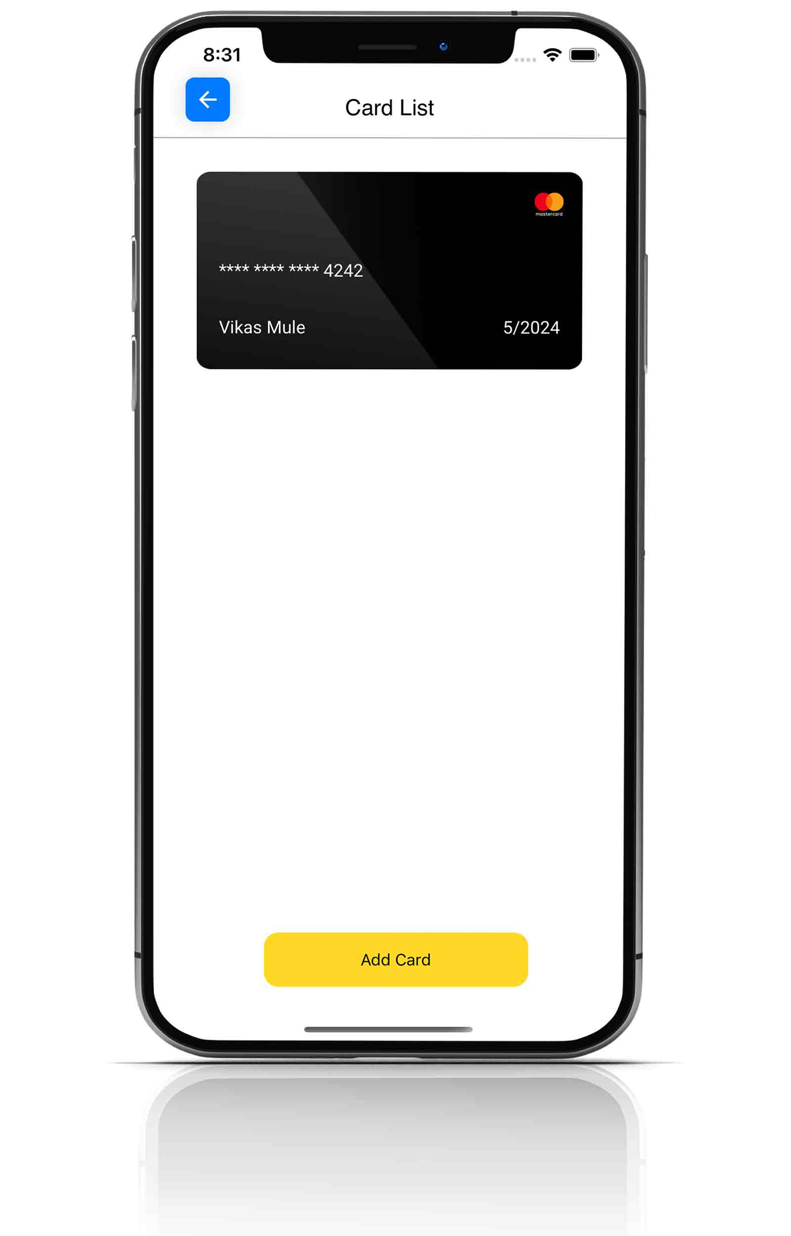 AcuitiPay Detail summary